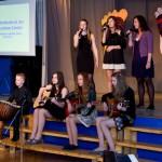 Respublikiniame moksleivių vokiškų dainų festivalyje Klaipėdoje