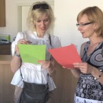"""Vokiečių kalbos mokytoja Ingrida Zibulskienė dalyvavo Vokietijoje Schwäbisch Hall mieste vykusiame seminare """"Ankstyvasis užsienio kalbų mokymas"""""""