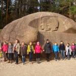 4a ir 4c klasių mokinių išvyka į Anykščius.