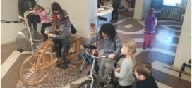 PUG dviračių muziejuje