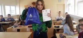 Šiaulių regiono 7-8 klasių mokinių IT darbų konkurse užėmė II vietą