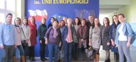 """Erasmus + tarptautinio projekto """"My Little Europe"""" partnerių susitikime Lenkijoje, Bydgošč mieste"""