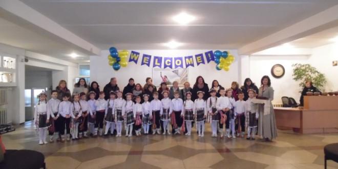 """Antrasis Erasmus+ KA2 projekto """"My Little Europe"""" partnerių vizitas Lietuvoje"""
