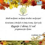 Rugsėjo  1 – osios šventė