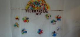Lapkričio 16 d. mokykloje buvo organizuota tarptautinė Tolerancijos diena
