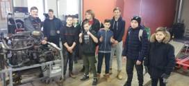Profesinio veiklinimo vizitas ŠPRC Mechanikos skyriuje