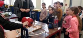 3c klasės mokinių ekskursija į ŠPRC Mechanikos skyrių