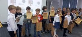 Šiaulių apskrities priešmokyklinių grupių ugdytinių šaškių turnyre