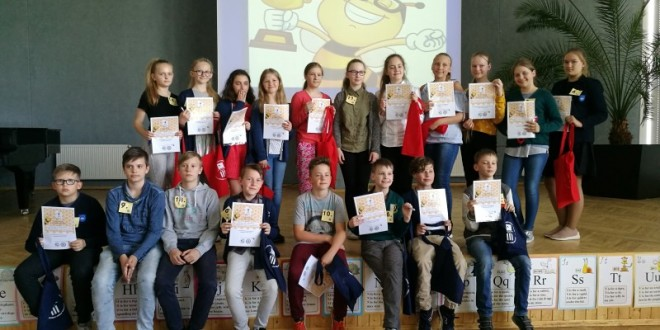 """5-ųjų klasių mokinių anglų kalbos konkursas """"Spelling Bee"""" (""""Pasakyk paraidžiui"""")"""