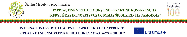 konferencijos logo
