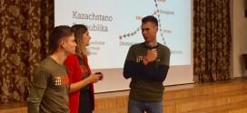 Edukacinis susitikimas: Misija Sibiras 2018