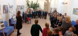 """Tarptautinė 6-12 metų amžiaus moksleivių fotografijų paroda """"Lietuvos krašto raštai"""""""